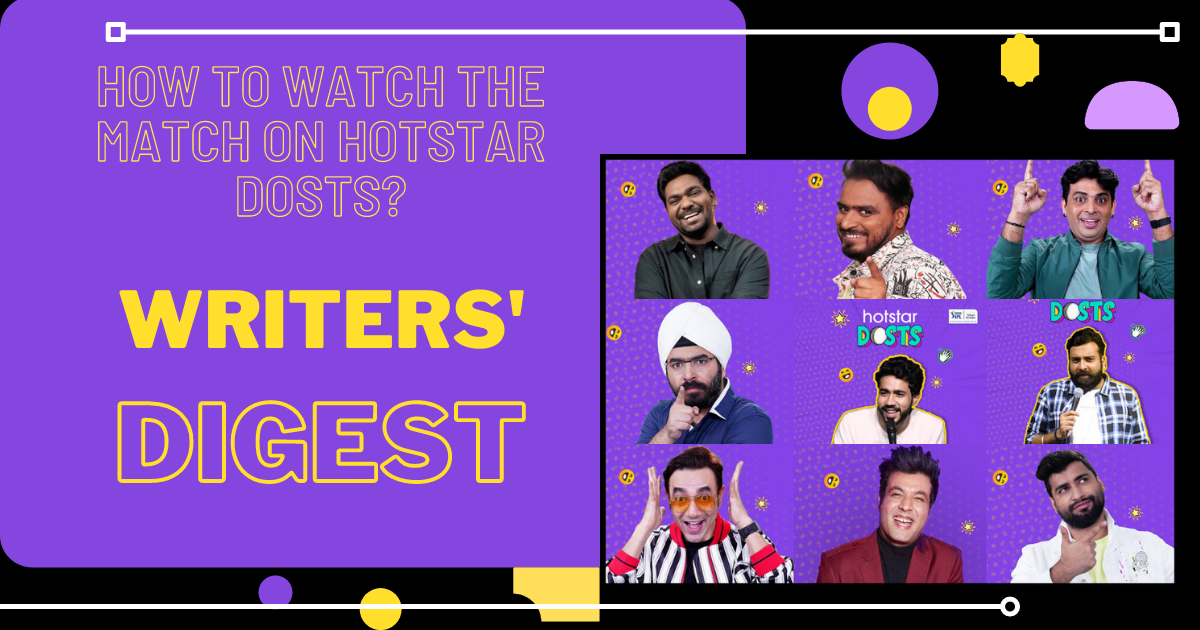 Hotstar Dosts and title